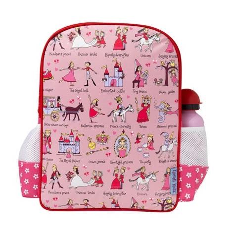 204ff1d90da Μια πανέμορφη τσάντα για τα κοριτσάκια μας, είναι αυτή της εταιρίας  TyrrellKatz, με πριγκίπισσες και πρίγκιπες, σε ροζ χρώμα. Είναι ελαφριά,  ανθεκτική κι ...