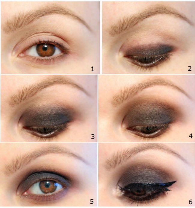 step-by-step-how-to-create-brown-smokey-eyes-for-christmas-new-year (1)