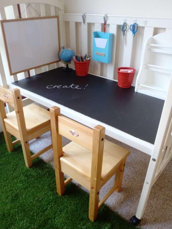 9bf94d0b031 Φτιάξτε το πιο πρωτότυπο παιδικό γραφείο! | InfoKids