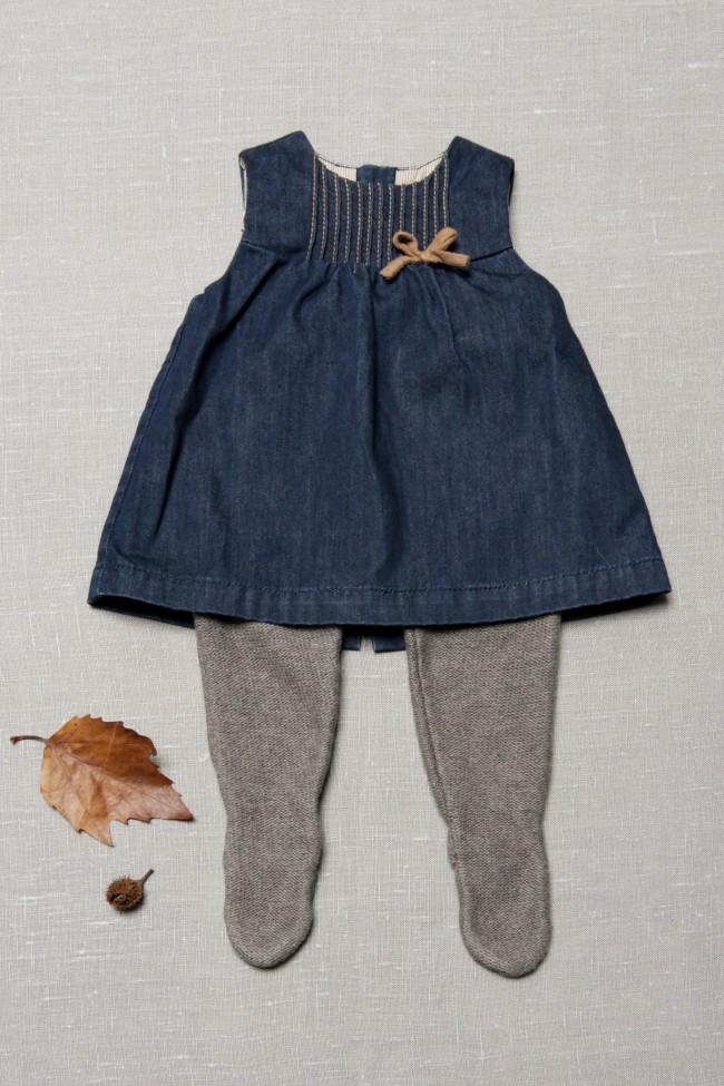 τζιν φορεμα καλσον