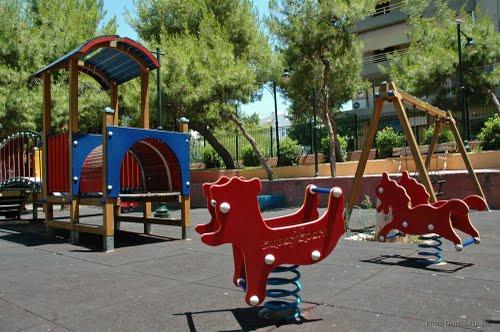 «Καθαρές» από ηλεκτρομαγνητική ακτινοβολία οι παιδικές χαρές του Δήμου Ιλίου