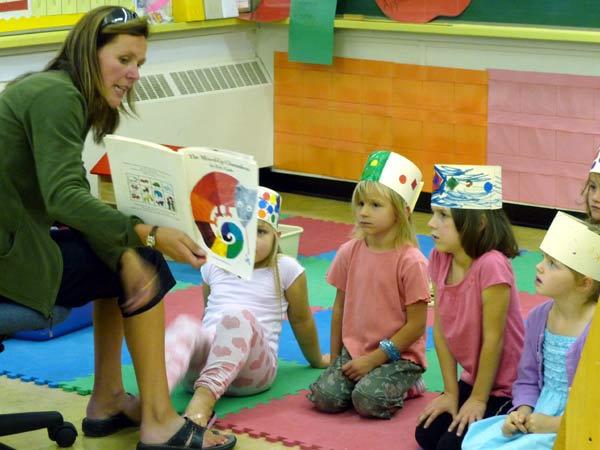 Abeka-kindergarten
