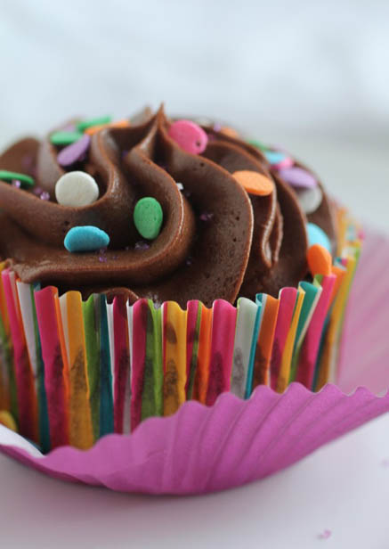 Chocolate-Greek-Yogurt-Cupcakes1