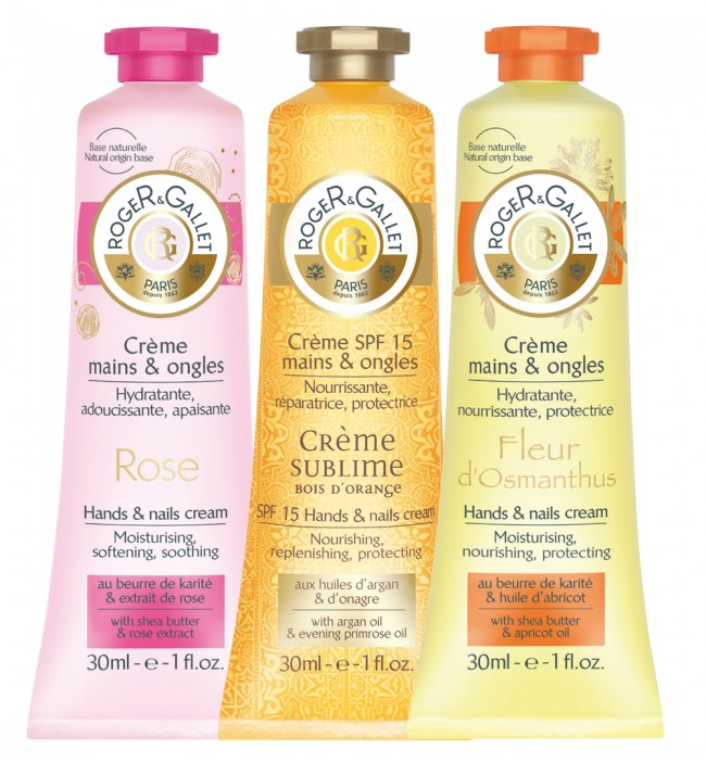 Gamme CrηΆΊes mains&ongles 30 ml Roger&Gallet_300dpi_juillet 2013