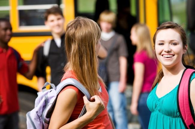 School-Teens