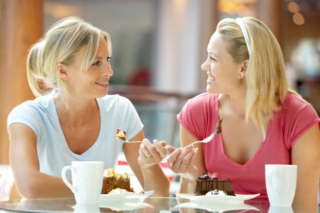 Two-Women-Eating