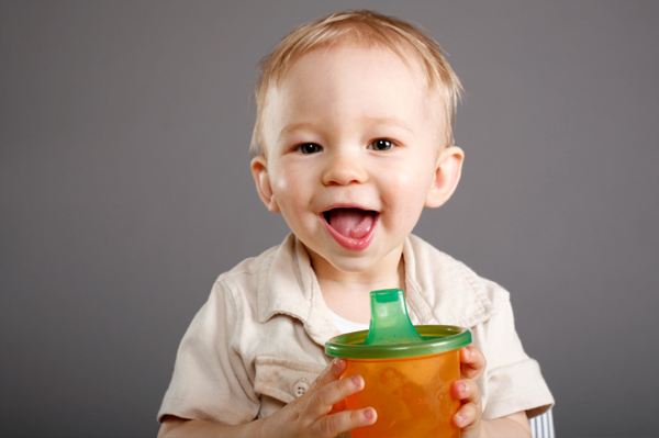 baby-boy-and-sippy-cup