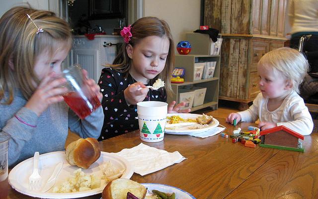 παιδικό γεύμα