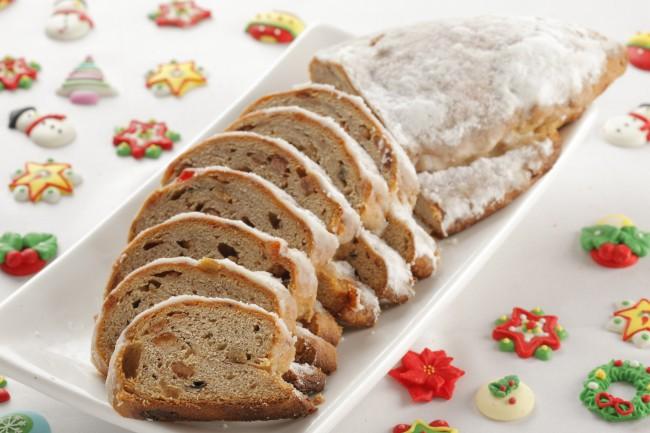 Stollen-Bread
