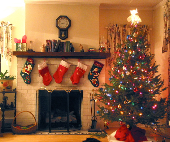 family_christmas_tree