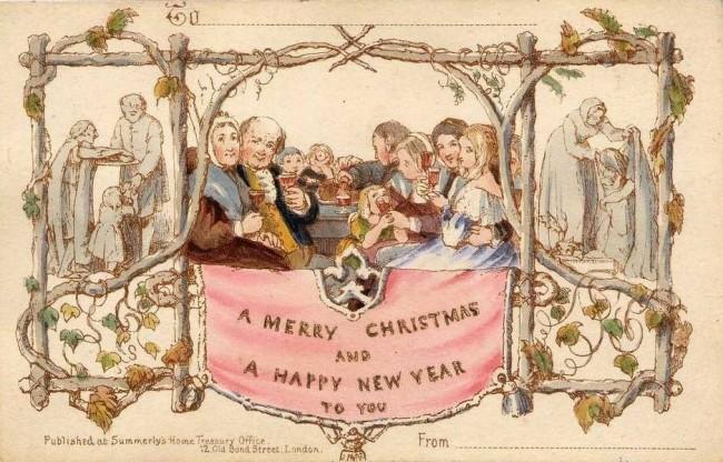 horsley Christmas Card