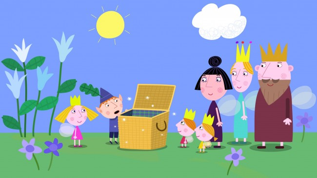 Ben and Holly (2)