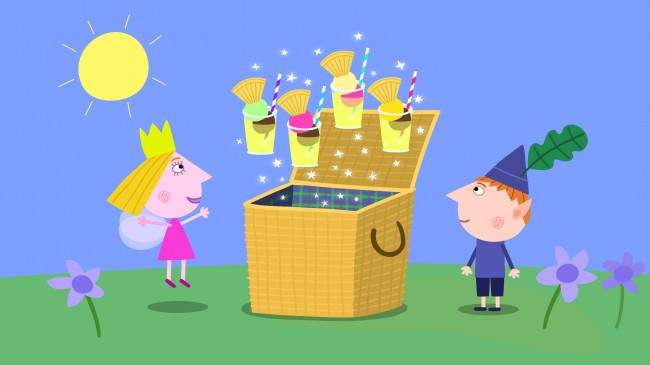 Ben and Holly (3)