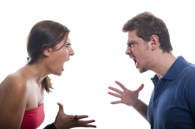 Fighting-Couple