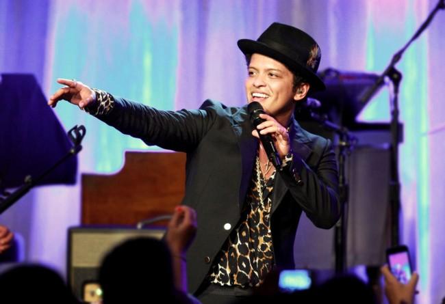 Grammys-Award-2014-Bruno-Mars