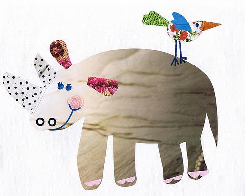 rhino_kids_craft