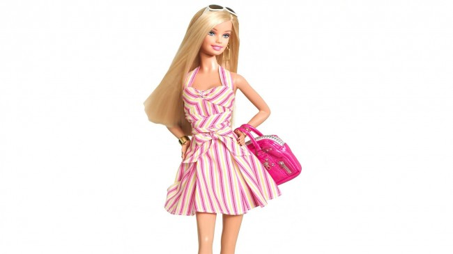 Beautiful-Barbie-Doll-With-Pink-Purse