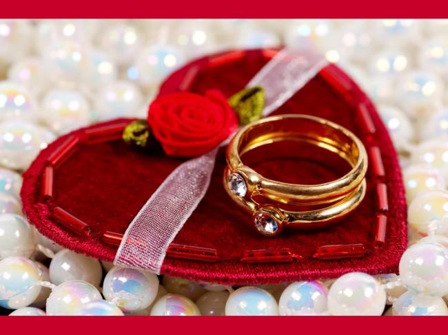 Τα κοσμήματα αγάπης που θα θέλαμε να μάς φέρει ο Άγιος Βαλεντίνος