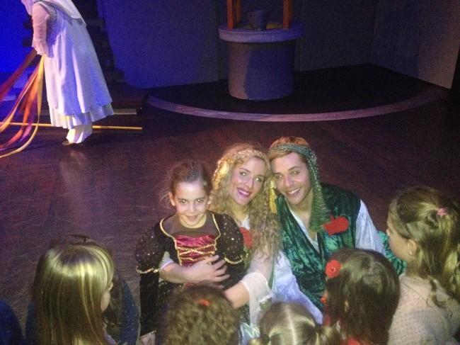 Τι προτείνει ο Κώστας Κρομμύδας και η κόρη του; Το μαγικό κλειδί της Κάρμεν Ρουγγέρη στο θέατρο Κιβωτός