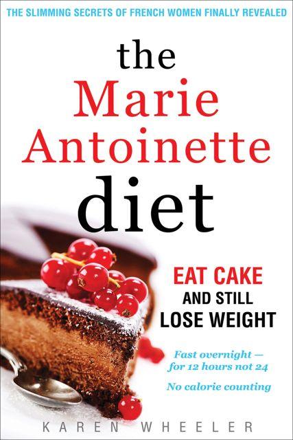 Marie Antoinette Diet cover - med size