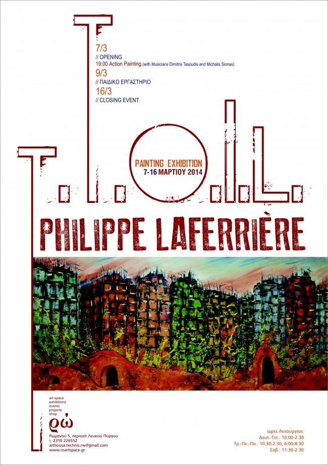 PHILIPPE LAFERRIERE