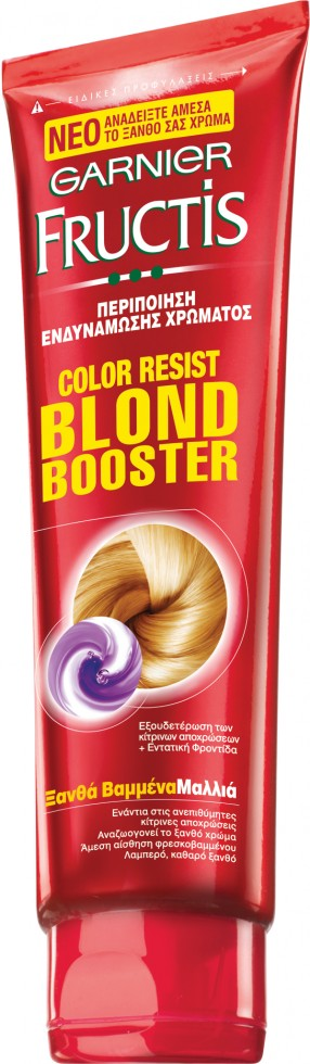 BLOND-BOOSTER