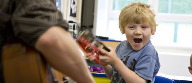 Benefits of Music Therapy for Children With Learning Disabilities 1