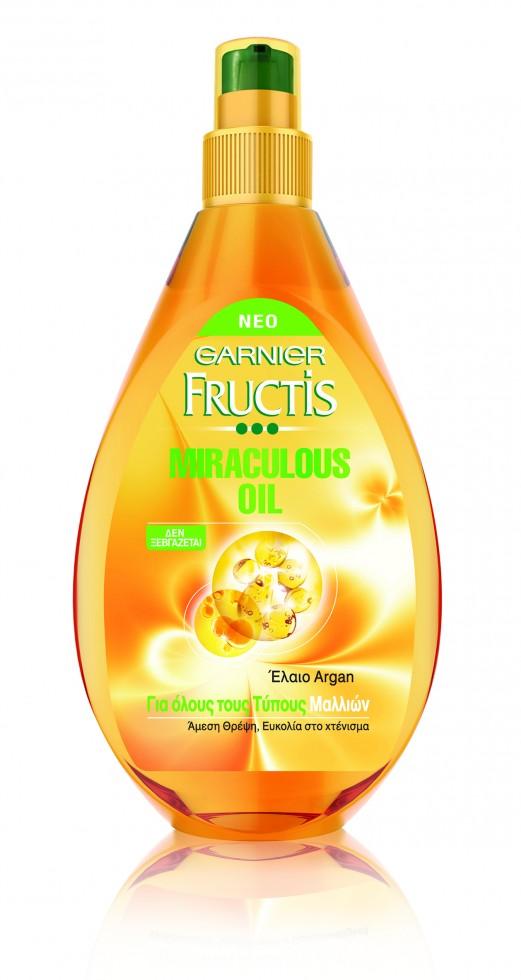 FRUCTIS MIRACULOUS OIL