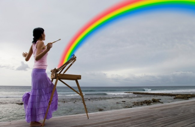 gi-rainbow-art