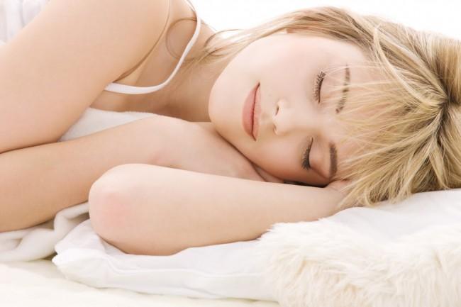 girl sleeping 1
