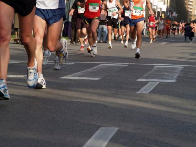 running-race