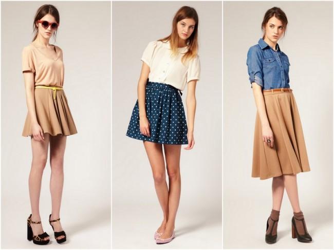 Asos Spring Skirts