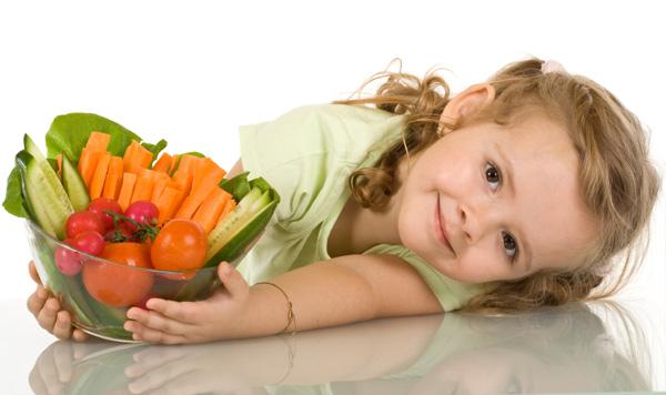 5 συνταγές για να αγαπήσουν τα παιδιά τις σαλάτες!