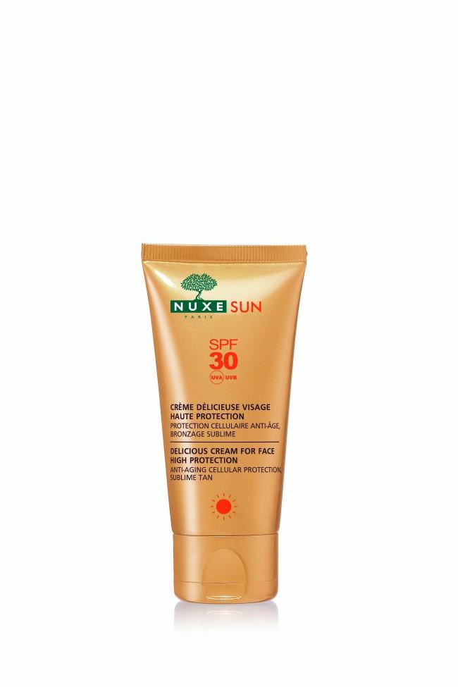 Creme Delicieuse Visage SPF 30 NUXE SUN