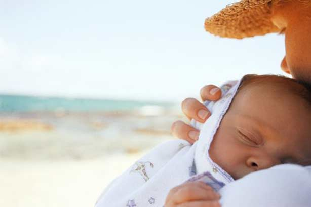 ProtectingBabyFromSun-Getty