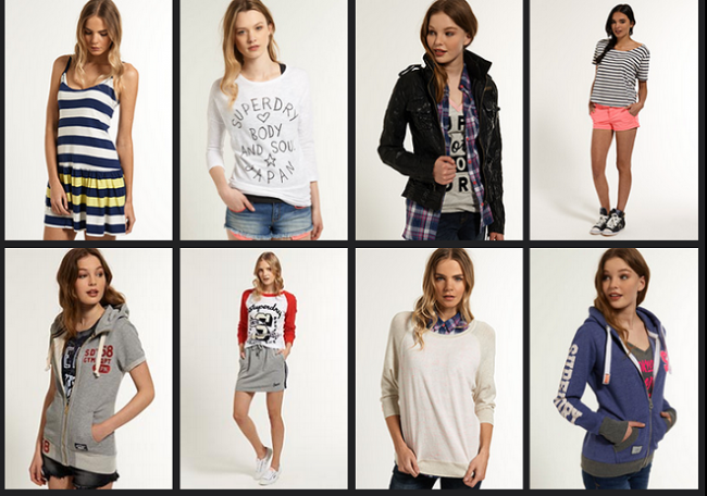Superdry-Womens-Spring-Summer-Collection