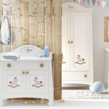 Τα πιο όμορφα βρεφικά έπιπλα για το πρώτο δωμάτιο του μωρού