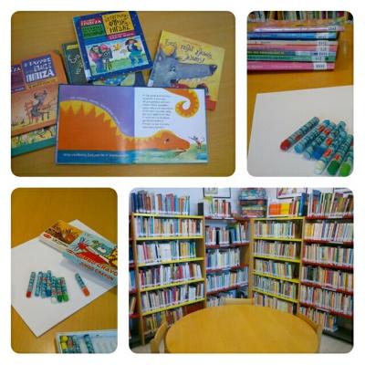 Καλοκαιρινά πρωινά με βιβλιοφιλικές δραστηριότητες στη Δημοτική Βιβλιοθήκη Ν. Ηρακλείου (από 2/7)
