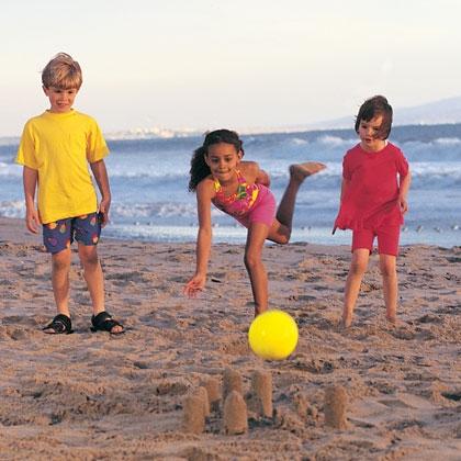 Παιχνίδια για την παραλία και την εξοχή! | Infokids.gr