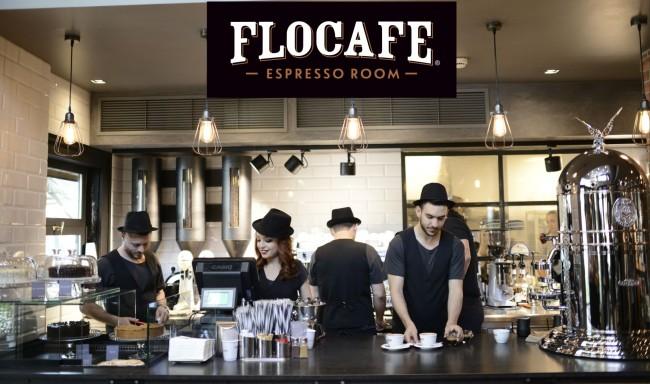 Το νέο κατάστημα του πρωτοποριακού concept FLOCAFE Espresso Room