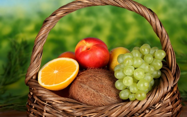 bigpreview_Fresh Fruit in a Basket