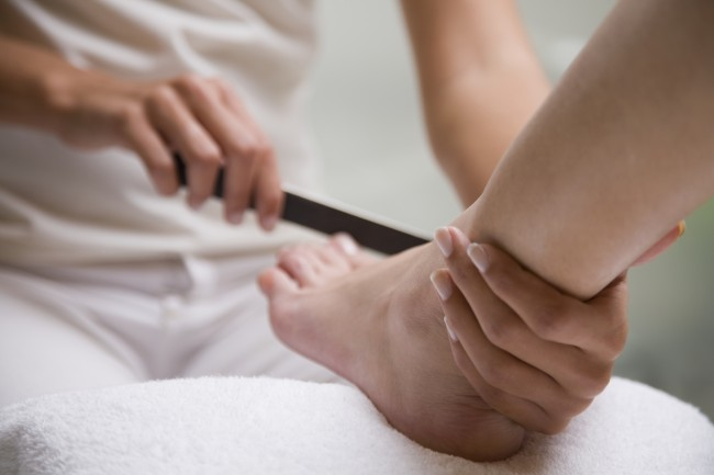 pedicure-stock-image