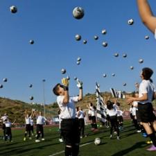 bcb7fa917c0 Juventus Summer Camp: Ποδόσφαιρο και ψυχαγωγία για τους λάτρεις της  στρογγυλής θεάς