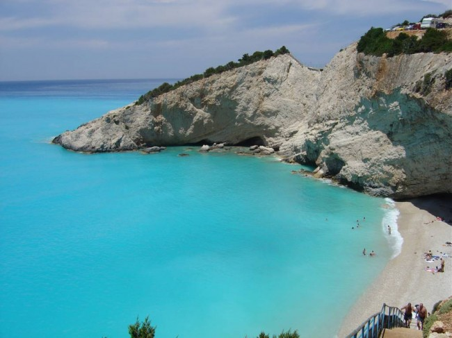 photo-of-Lefkada-Greek-island