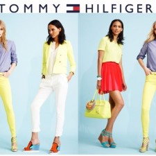 c0f8e0324d0 Το bright lemon γίνεται τάση στη καλοκαιρινή συλλογή Tommy Hilfiger