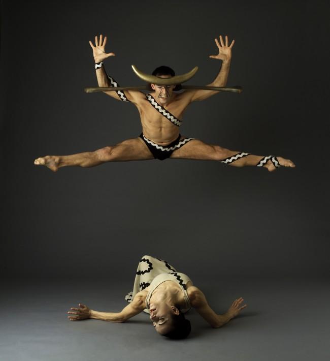 MARTHA GRAHAM DANCE COMPANY 2