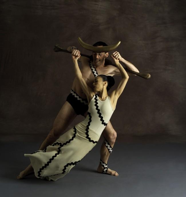 MARTHA GRAHAM DANCE COMPANY 3