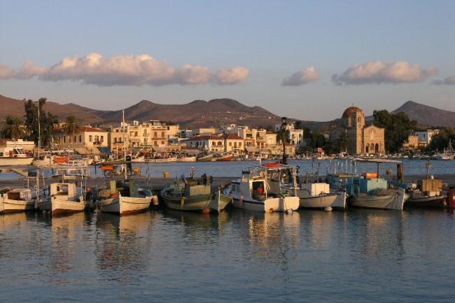 aegina port