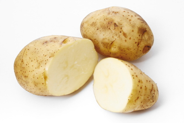 Η πατάτα κάνει καλό στο έγκαυμα!