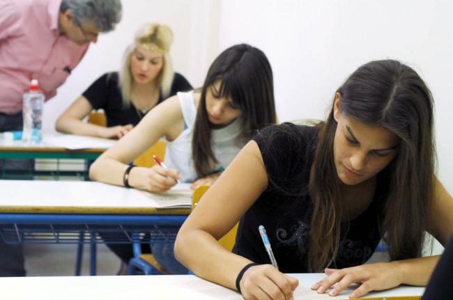 Εκ νέου ρύθμιση για τους μαθητές της Α' Λυκείου